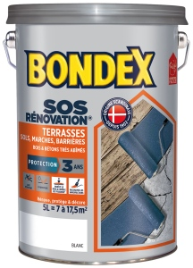 Bondex SOS Rénovation Terrasses