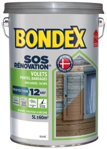 SOS Rénovation® Volets, Portes, Bardages