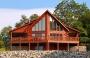 Maison d'ambiance bois Bondex
