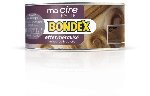 CireFacile métal Bondex