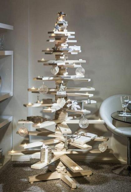 sapin-de-Noël-design-elegant-bois